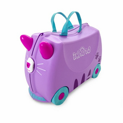 Trunki Luggage Suitcase Cassie the cat