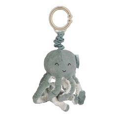 Pull-and-shake Octopus Little Dutch - Ocean Mint