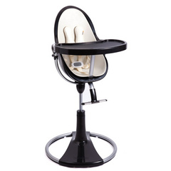 bloom Fresco Chrome Contemporary Leatherette Baby Chair