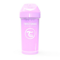 Twistshake® Kid cup Pastel Purple 360ml