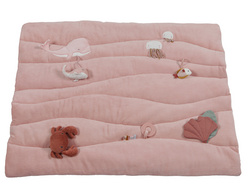 Igralna podloga Little Dutch 80x100 – Ocean Pink