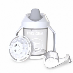 Twistshake Mini Cup White 230ml