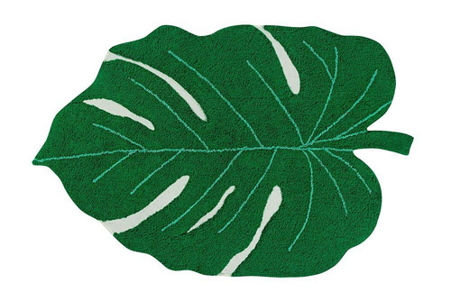 Tappeto bambino Lorena Canals - Monstera Leaf