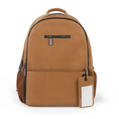 Childhome Backpack - Leatherlook brown