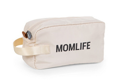 Childhome Beauty case Momlife Off White Black